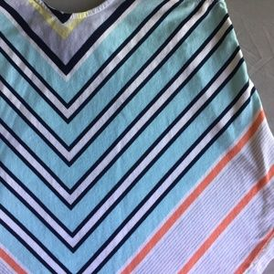 Anthropologie Tops - Colorful, striped tank top by Anthropologie